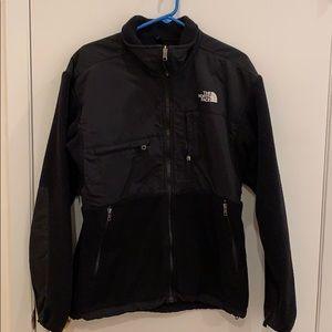 The North Face Jackets & Coats - The North Face Denali jacket, black medium
